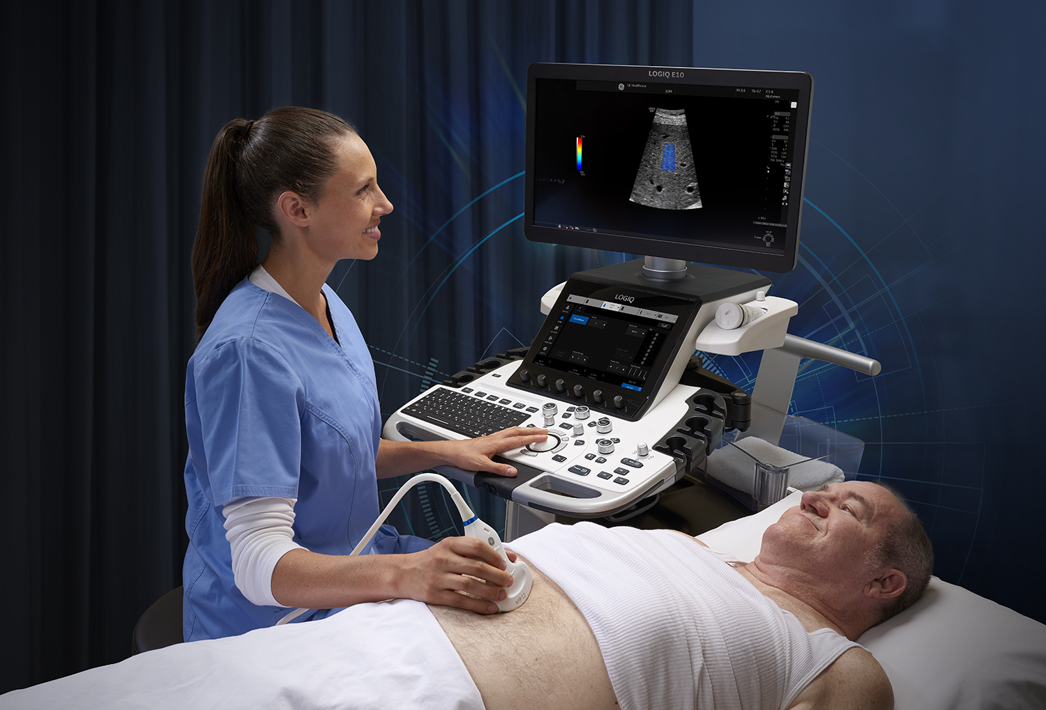 ​LOGIQ™ General Imaging Ultrasound