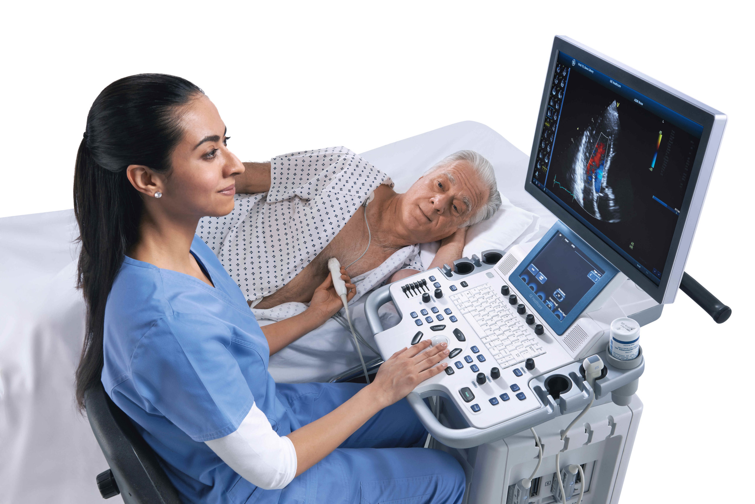 ​Vivid™ Cardiovascular Ultrasound We take your needs to heart.